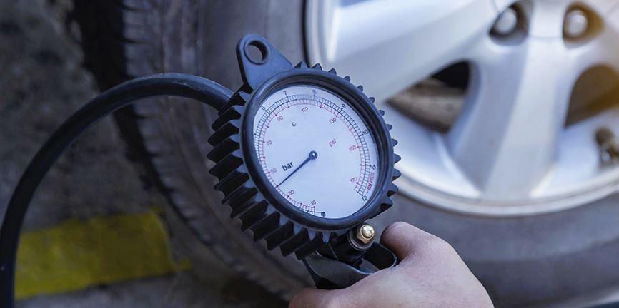 Qu'en est-il de la pression de vos pneus?